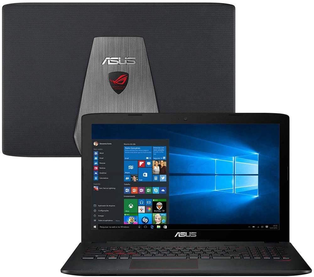 Notebook Asus GL552VW-CN573T