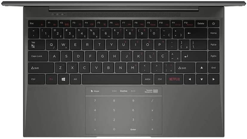 Notebook Positivo Motion C4500Di
