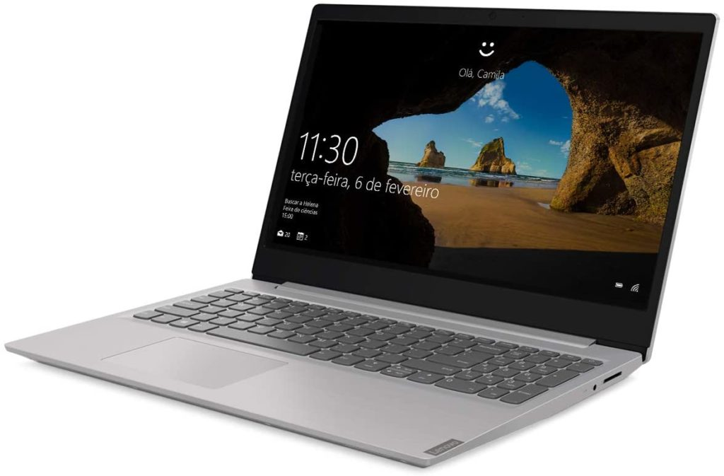 "Notebook Lenovo Ideapad 15.6"" i7 8565U"