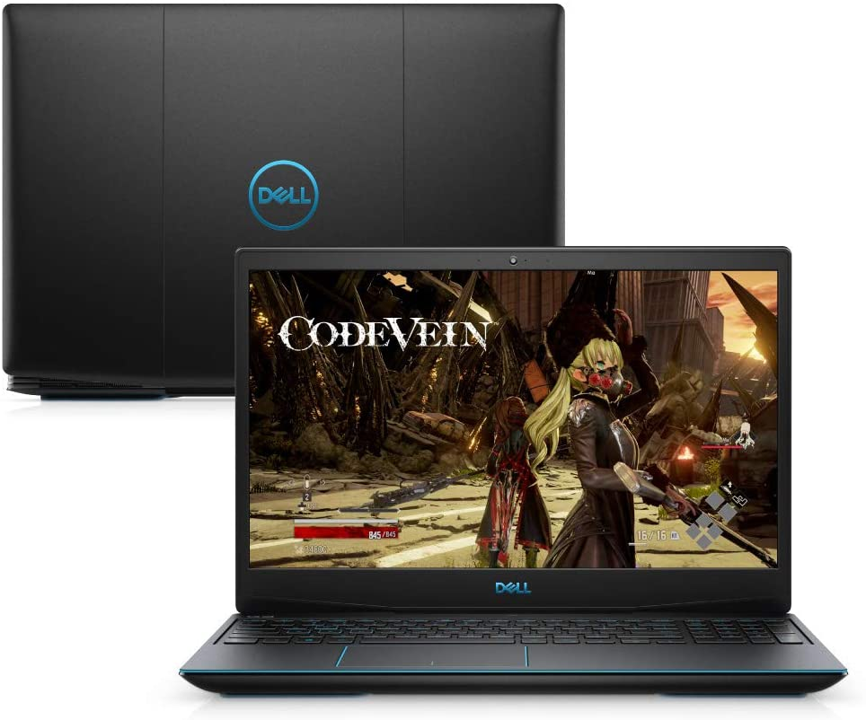"""Notebook Dell G3 15.6"""" i7 3590-A60P"""